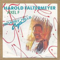 "7"" Single, Harold Faltermeyer, Axel F - Disco, Pop"
