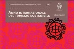 2-Euro San Marino 2017, Tourismus - San Marino