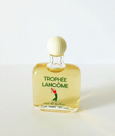 Miniatures De Parfum  TROPHÉE DE LANCOME 15 ML EDP VIDE - Miniatures Modernes (à Partir De 1961)
