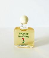 Miniatures De Parfum  TROPHÉE DE LANCOME 15 ML EDP VIDE - Mignon Di Profumo Uomo (senza Box)