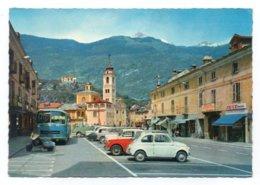 GF (Italie) Piemonte 117, Susa, Sacat 10, Piazza IV Novembre, Bus - Italië