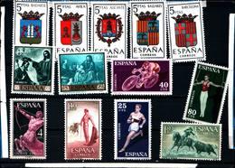 6496B) Lotto Di Francobolli Della Spagna-MNH** - Spagna