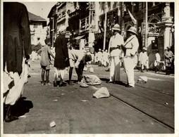 SCENE MUMBAI BOMBAY  India INDE  20*15CM Fonds Victor FORBIN 1864-1947 - Lieux