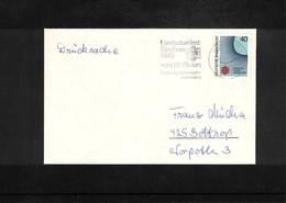 Germany / Deutschland 1975 Gymnastics - Turnfest Elmshorn Interesting Cover - Gymnastik