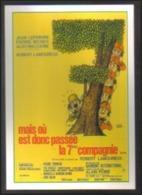 Carte Postale : Mais Où Est Donc Passée La 7ème Compagnie... (cinéma Affiche Film) Illustration Hervé Morvan - Morvan