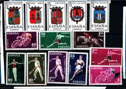 6497B) Lotto Di Francobolli Della Spagna-MNH** - Spagna