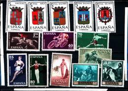 6498 B) Lotto Di Francobolli Della Spagna-MNH** - Spagna