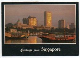 GREETINGS FROM SINGAPORE - Singapore
