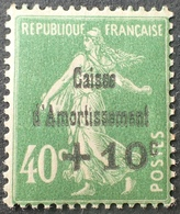 R1615/660 - 1929 - TYPE SEMEUSE - CAISSE D'AMORTISSEMENT - N°253 NEUF** - Caisse D'Amortissement