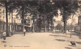LIEGE - Boulevard De La Sauvenière - Liege