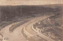 WAULSORT - La Meuse Vers Waulsort - Vue Prise Des Communaux - Hastière