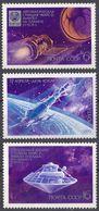 URSS - 1972 - Serie Completa Nuova MNH Composta Da 3 Valori: Yvert 3825/3827. - 1923-1991 URSS