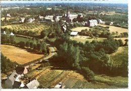 22930 YVIAS - Vue Aérienne Du Bourg - A Circulé - Francia