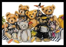SWITZERLAND 2002 Centenary Of The Teddy Bear: Postcard MINT/UNUSED - Interi Postali