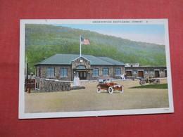 Union Station Brattleboro - Vermont   Ref 3543 - United States