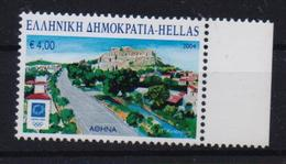 GREECE STAMPS ATHENS 2004:OLYMPIC CITIES(ATHENS)   15/1/04-MNH - Neufs