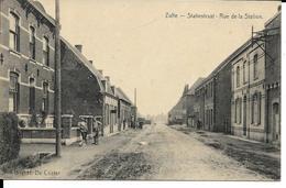 ZULTE  STATIESTRAAT   RUE DE LA STATION     ECRITE - Zulte