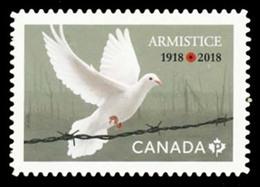 Canada (Scott No.3131 - Armistice) (o) Adhesive - Used Stamps