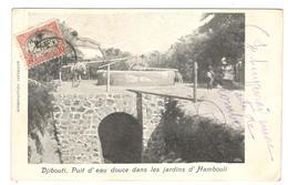 20900 - DJIBOUTI Pour La France - Lettres & Documents