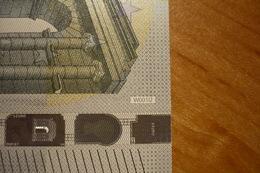 W001 I2 Draghi 5 EURO 2013 W001I2 WA1145003149 Unc, Neuf - 5 Euro