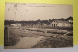 VERSAILLES  -  CAMP De SATORY - INFIRMERIE - Versailles