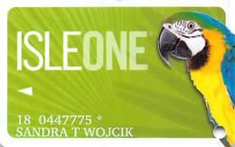 Isle Of Capri Casino Multi-Locations - IsleOne Player Slot Card @2012 - Casinokarten