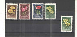 Ungheria PO 1958  Kitaibel Botanico  Scott.+1200+See Scan On Album Page; - Ungheria