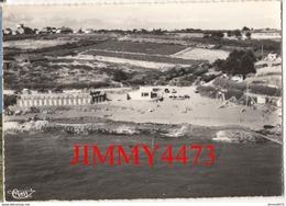 """CPM Dentelées - Port Meleu - Camp Des Lézards - PREFAILLES 44 Loire Atlantique - N° 101-75 A - Imp. COMBIER """" CIM """" - Préfailles"""