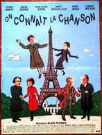 Affiche Cine Orig ON CONNAIT LA CHANSON Alain Resnais (1997)'40x60cm - Posters