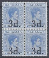BAHAMAS 1940 3d Nº 161 - Bahamas (...-1973)