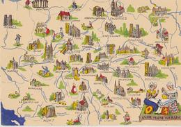 BARRE DAYEZ 1259 F  ( Scan Recto-verso ) - Postcards