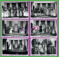 61 Orne ARGENTAN 6 Photo Collége Mezeray 1952 Theatre Le Bourgeois Gentilhomme Représentation  - Reproduction Photo - Reproductions
