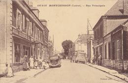 MONTCRESSON  Rue Principale - Otros Municipios