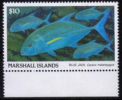 Marshall-Inseln MiNr. 208 ** Freimarke: Fische - Marshallinseln
