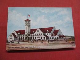 Iron Mountain Union Depot   Arkansas > Little Rock    Ref 3544 - Little Rock