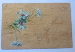 Künstlerkarte C. Klein, Blumen, Kornblume,   1901 ♥ (34382) - Klein, Catharina