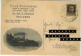 PALLANZA LAGO MAGGIORE VILLA PANORAMA CENTRO PREVENZIONE E CURA - Verbania