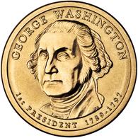 2007 • $1 • US President George Washington - Emissioni Federali