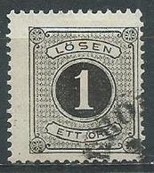 Timbre Suede 1872 - Usati