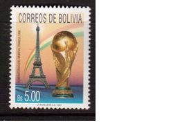 Bolivia-1997,(Mi.1354),Football, Soccer, Fussball,calcio,MNH - World Cup