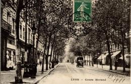 CPA Lyon Cours Morand - Animée - Lyon
