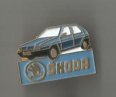 Pin's Skoda - Pin's