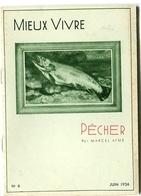 Marcel AYME Pêcher 1936 - 1900 - 1949