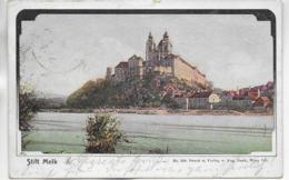 AK 0297  Stift Melk An Der Donau - Verlag Denk Um 1907 - Melk