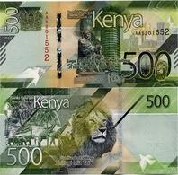 KENYA       500 Shilingi       P-New       2019       UNC - Kenya