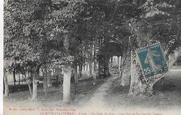 Le Bourg Saint Léonard. Le Sous Bois Et Le Pavillon Du Tennis. - Francia