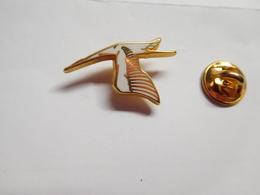 Beau Pin's En Zamac , Aviation , Moteur Hispano Suiza , Cigogne - Vliegtuigen