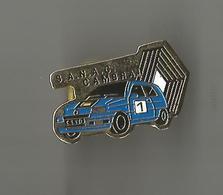 Pin's Renault SANAC Cambrai - Renault