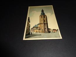 Belgique  België  ( 81 )    Zele  Toren En Kerk - Zele
