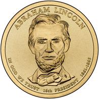 2010 • $1 • US President Abraham Lincoln - 2007-…: Presidents